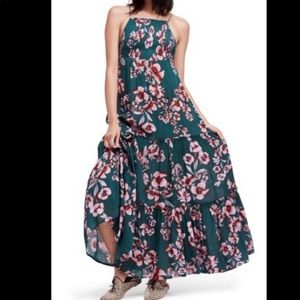Free People Garden Party Maxi Dress Large